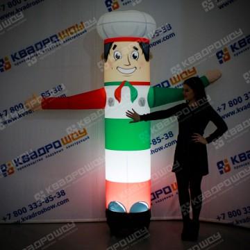 Надувной  Повар Лайт вариант 4 Итальянец