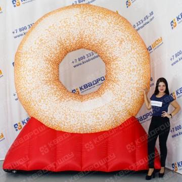 Надувная фигура Пончик