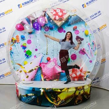 Надувной чудо шар для праздника