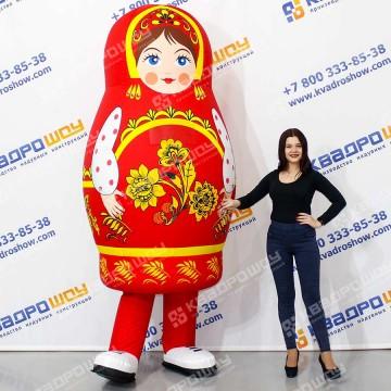 Ростовой костюм Матрёшка