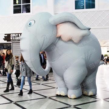 Ростовая кукла Слон