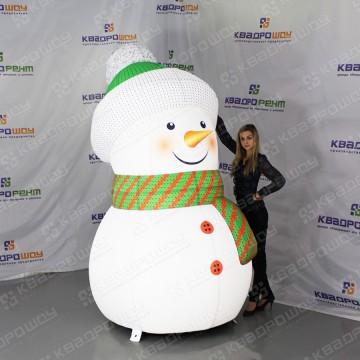 Надувной Снеговик для празднования