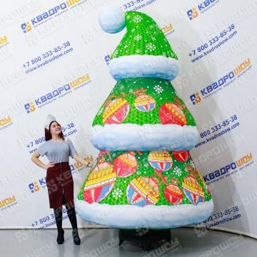 Надувные декорации Елки