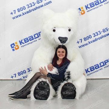 большая надувная фигура медведь