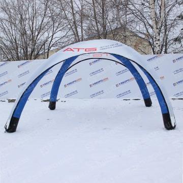 Палатка без козырька