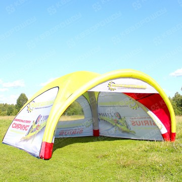 Палатка торговая закрытая