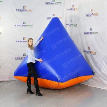 укрытие для пейнтбола надувное