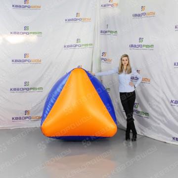 Надувная фигура для пейнтбола треугольник