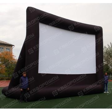 Надувная фигура экран