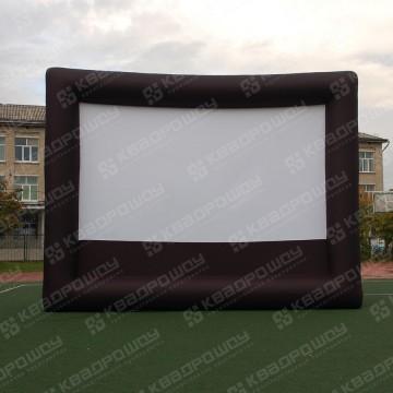 Пневмоконструкция экран