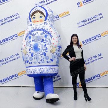 Рекламный костюм для промоутера