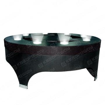 Универсальная подставка для надувных фигур 69 с подсветкой