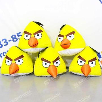 Птички жёлтые для игры Энгри Бердс