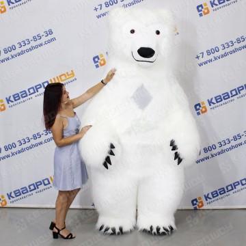 Меховой костюм Медведь