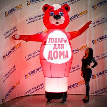 Ростовая фигура Медведь