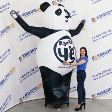 Надувная рекламная фигура Панда