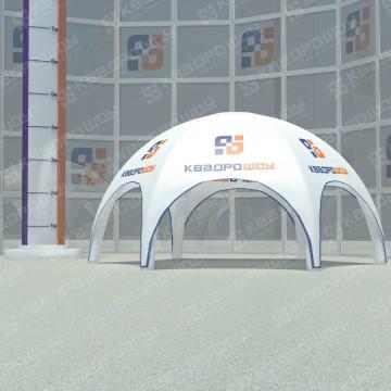 Гермитичный надувной шатер