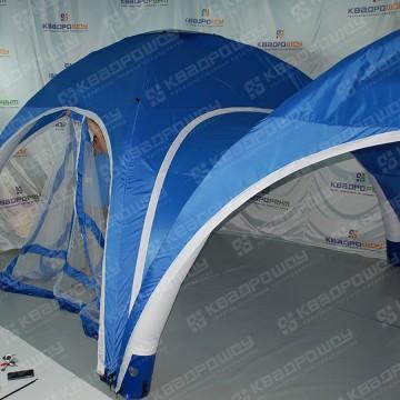 Пневмоконструкция палатка