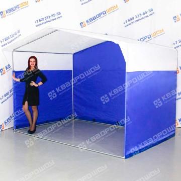 Торговая палатка каркасная для выездной торговли