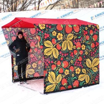 Уличная торговая палатка разборная