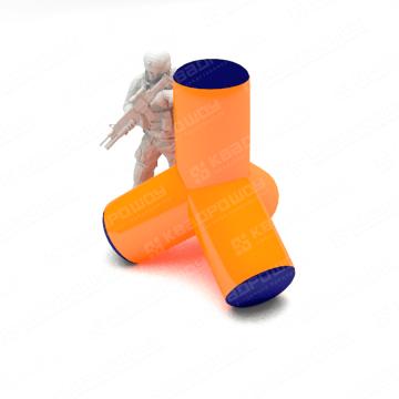 Надувная фигура для пейнтбола Ёж