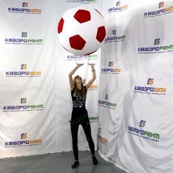 украшения для чемпионата мира футбольный мяч