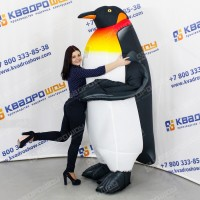 Мишка Тедди гигантский костюм