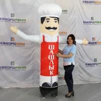 Фигура рекламный повар
